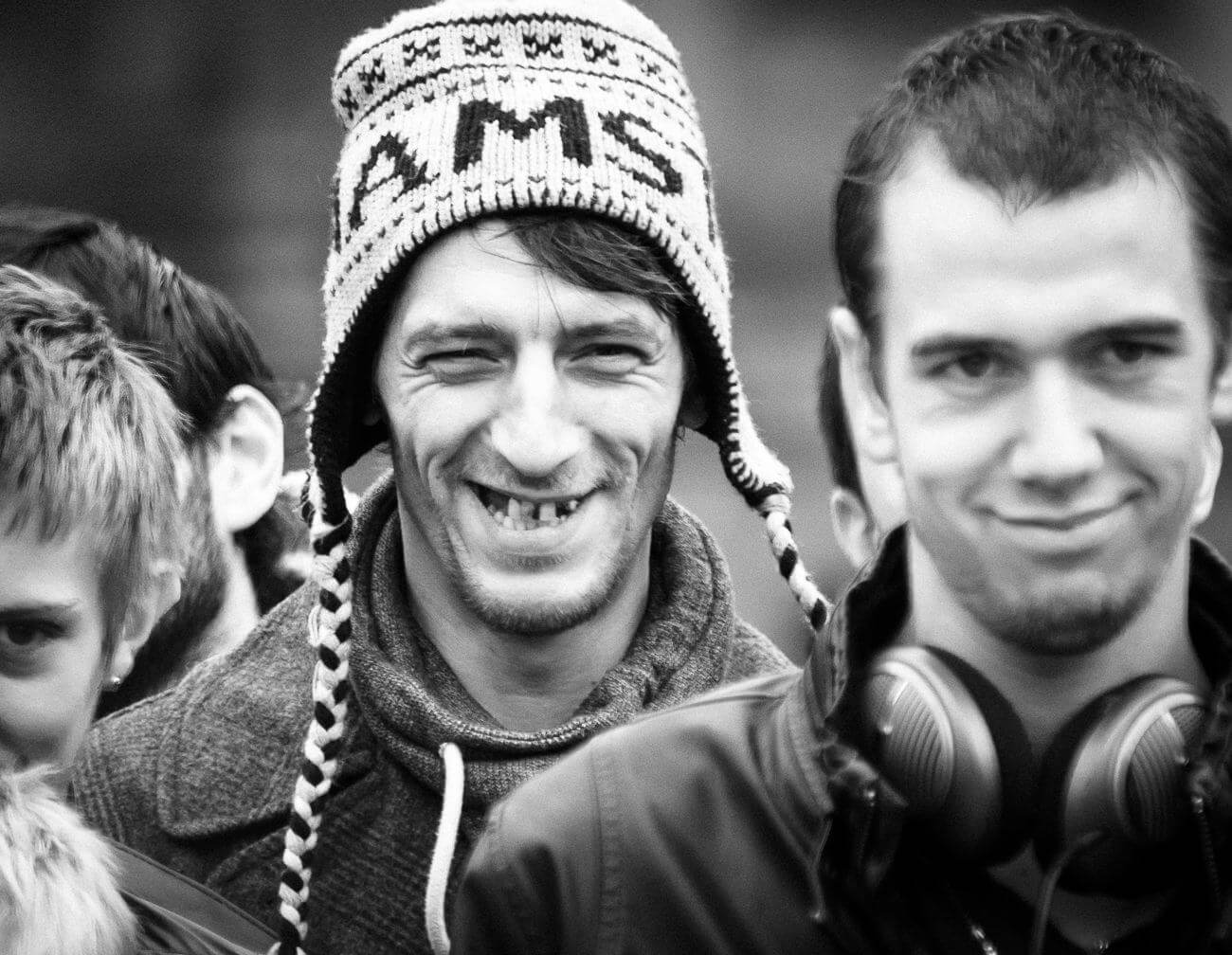 People of Amsterdam - photograph by Zdenek Sindelar / CuriousZed