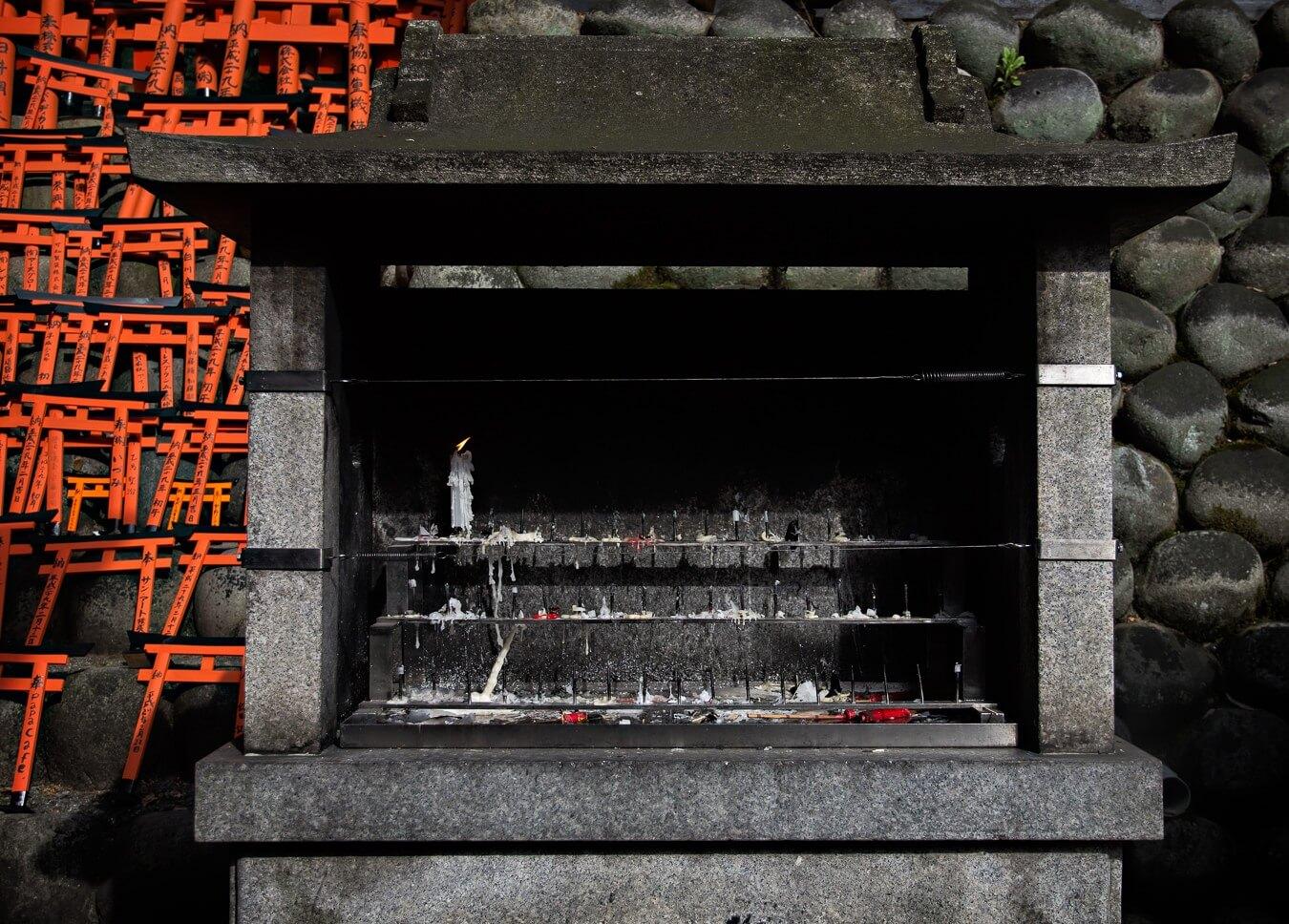 Fushimi Inari Shrine, Kyoto, Japan - Photo by Zed Sindelar of CuriousZed Photography
