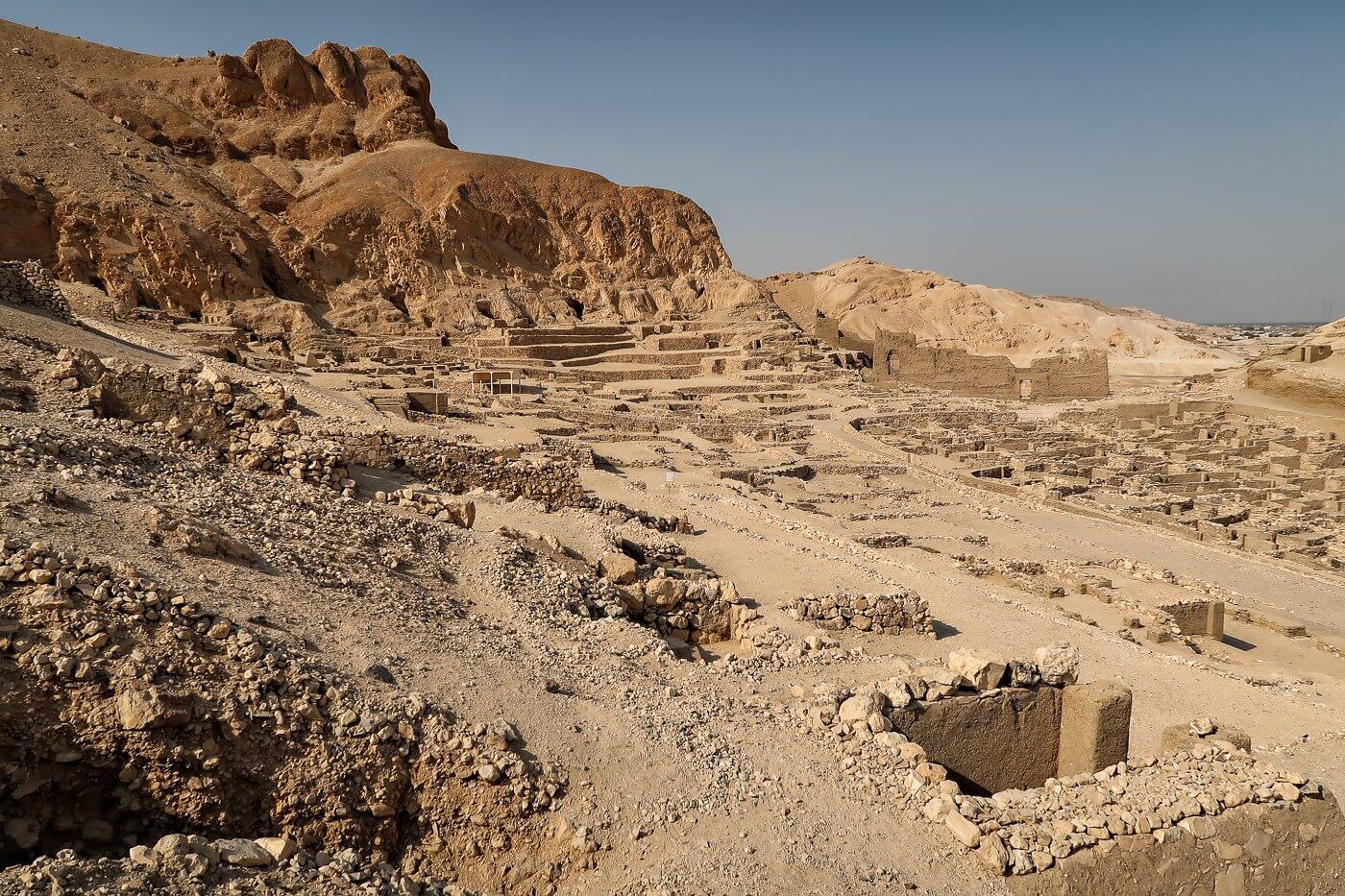 Deir el Medina, Luxor, Egypt - Photo by Zed Sindelar of CuriousZed Photography