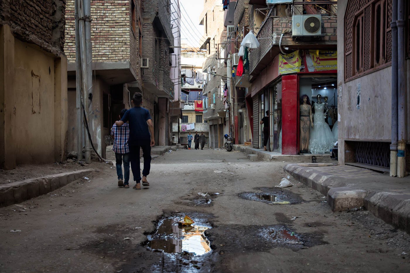 Street in Luxor, Egypt - Photo by Zed Sindelar of CuriousZed Photography