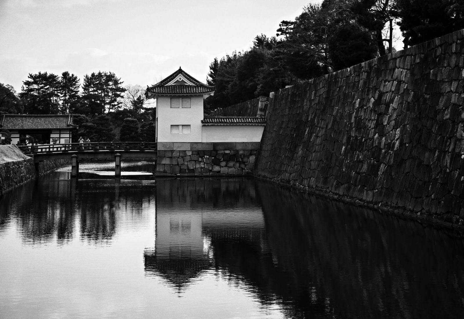 Nijō Castle, Kyoto, Japan - Photo by Zdenek Sindelar of CuriousZed Photography