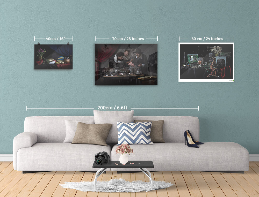 Fine-art prints size-guide | CuriousZed Photography